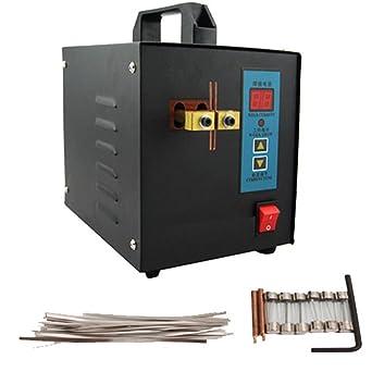 lawkiaa 110V Spot Welder Welding Machine for Laptop Mobile
