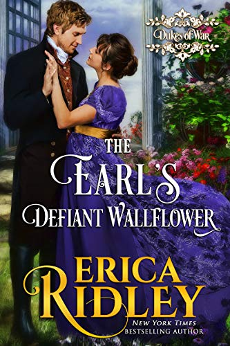 Father Christmas Wall - The Earl's Defiant Wallflower (Dukes of War Book 2)