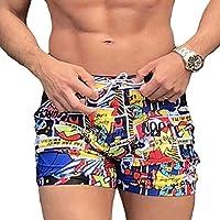 Taddlee Basic Men's Swimwear XXL Swimsuits Swim Surf Board Boxer Trunks Shorts