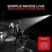 Big Music Tour 2015: Live [Disco de Vinil]