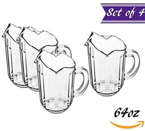 64 oz water pitcher - 8