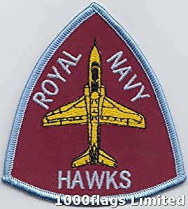 Marina BAE Systems Hawk parche