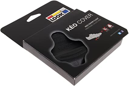 Look Anti-slip Cleat protection Keo Cleat Cover Black