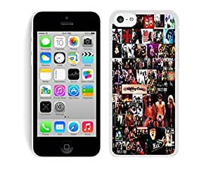 MMZ DIY PHONE CASEmotley crue 03 White Hard Plastic iphone 6 4.7 inch Phone Cover Case