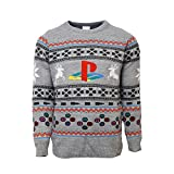 Playstation Official Console Christmas Jumper/Ugly Sweater UK L/US M