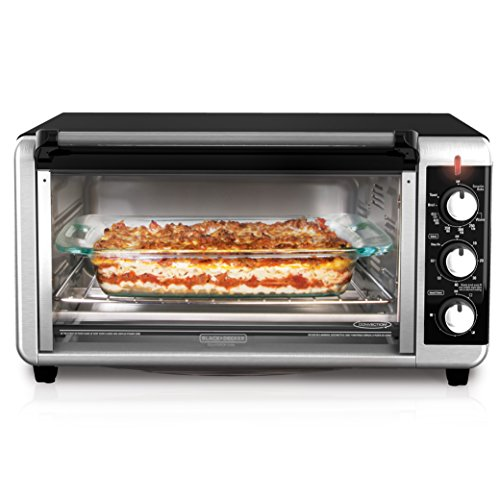 Slice Toaster Oven With Spots ~ Black decker to xsb slice extra wide convection