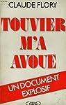 Touvier m'a avoué par Touvier