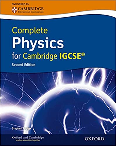 Book Complete Physics for Cambridge IGCSE® with CD-ROM (Second Edition)