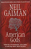 Front cover for the book American Gods by Neil Gaiman
