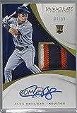 #7: Alex Bregman #/99 (Baseball Card) 2017 Panini Immaculate Collection - [Base] #104