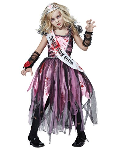 Zombie+Costumes Products : California Costumes Child Zombie Prom Queen Costume