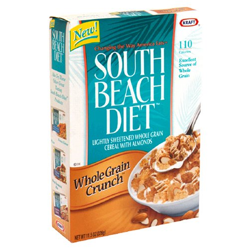 kraft south beach diet food products