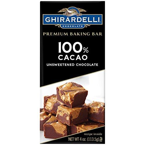 unsweetened chocolate bar - 5