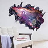 3D Meteorite Wall Sticker Removable Mural Decals Vinyl Art Living Room Decor Decoration Non-toxic, environmentally friendly Brand new, stylish high quality. Material: PVC Size: 60cm * 90cm HOT! fashion design! high quality! 100% brand new! ...