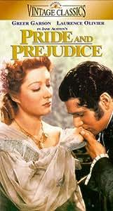 Pride & Prejudice [VHS]