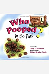 Who Pooped in the Park? Glacier National Park: Scat and Tracks for Kids Paperback