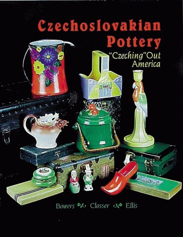 Czechoslovakian Pottery: