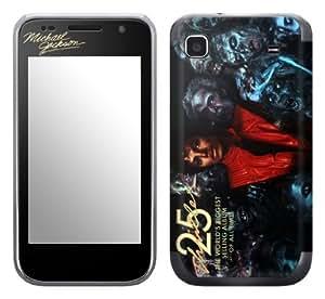 MusicSkins, MS-MJ30275, Michael Jackson - Thriller 25, Samsung Galaxy S 4G (SGH-T959V), Skin