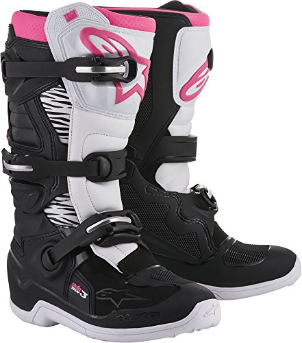 Alpinestars Tech 3 Stella Women's Motocross Off-Road Motorcy