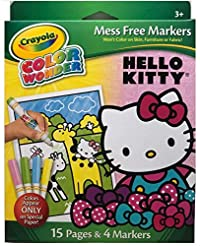 Crayola Color Wonder Markers, Mess Free ...
