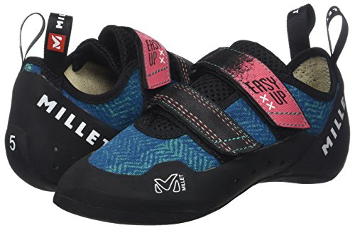 Para De Millet pool Escalada Ld Up Azul Blue Mujer Easy Zapatos 000 ISYRSH