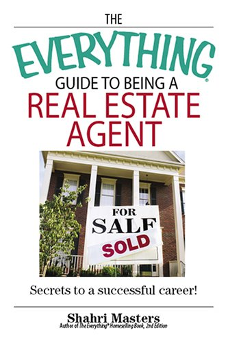 Download The Everything Guide To Being A Real Estate Agent: Secrets to a Successful Career! PDF ePub book