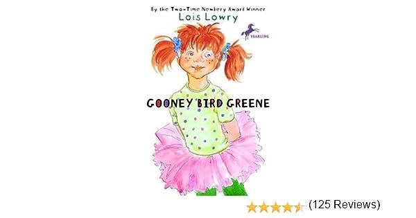 Gooney Bird Greene: Lois Lowry: 9780440419600: Amazon.com: Books