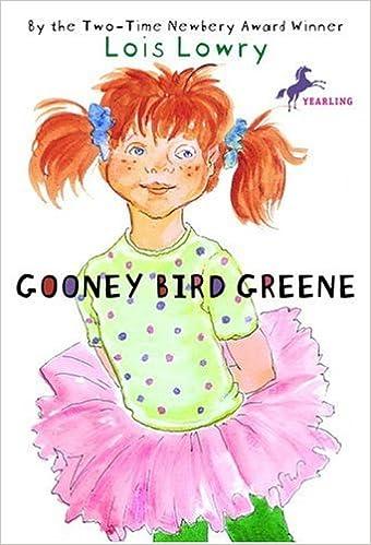 Gooney Bird Greene: Lowry, Lois: 9780440419600: Amazon.com: Books