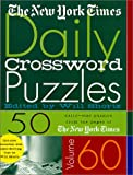 Daily Crossword Puzzles, New York Times Staff, 0312287992