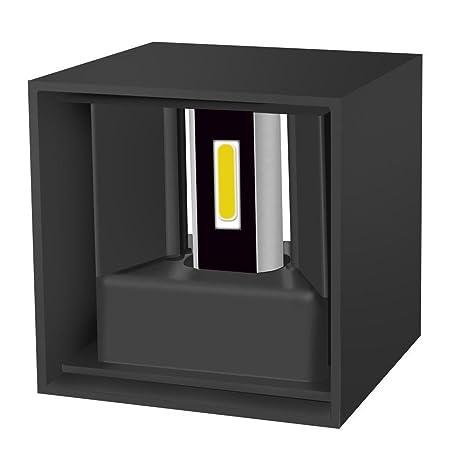 Splink 12W Lámpara de pared de LED con ángulo de visión Ajustable IP65 resistente al agua