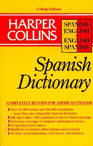 amazon collins spanish-english dictionary