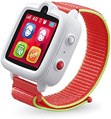 TickTalk 3 Unlocked 4G Universal Kids Smart Watch Phone with GPS Tracker,  Combines Video, Voice and Wi-Fi Calling, Messaging, Camera, IP67
