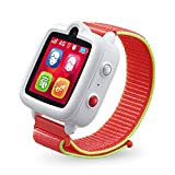 TickTalk 3 Unlocked 4G Universal Kids Smart Watch Phone with GPS Tracker, Combines Video, Voice and Wi-Fi Calling, Messaging, Camera, IP67 Waterproof&SOS (Red Pocket SIM on at&T's Network White) Reviews