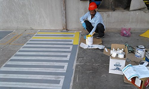 Tuff Grip - Antislip Paint Coating (Safety Yellow) by SlipDoctors (Image #4)