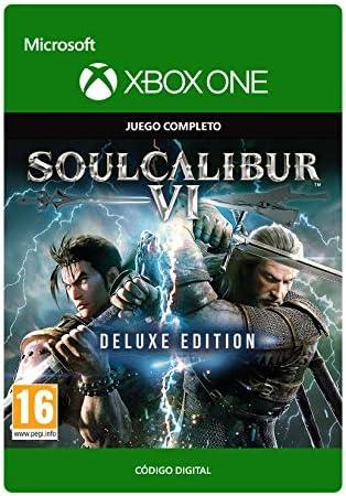 Soul Calibur VI: Deluxe Edition - Xbox One - Código de descarga: Amazon.es: Videojuegos