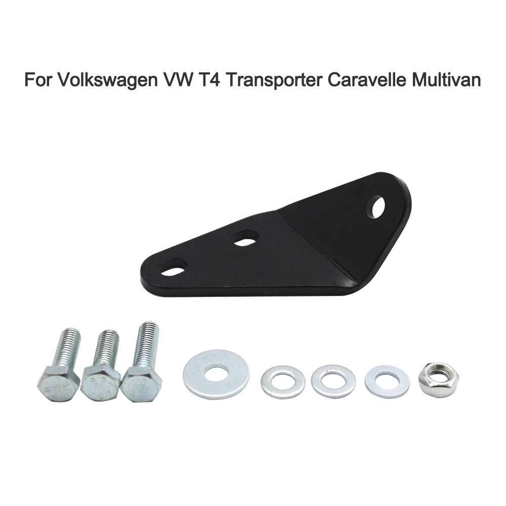 Carrfan Soporte de reparación de Pedal de Embrague para Volkswagen VW T4 Transporter Caravelle Multivan: Amazon.es: Coche y moto