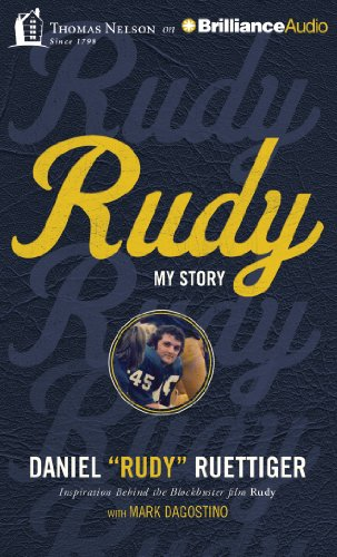 Rudy: My Story by Thomas Nelson on Brilliance Audio