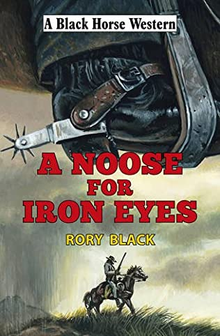 book cover of A Noose for Iron Eyes