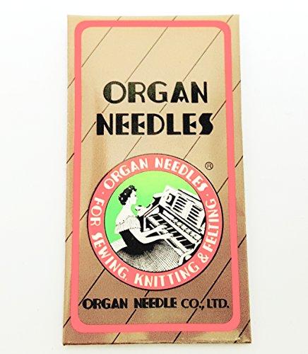 organ sharp needles - 9