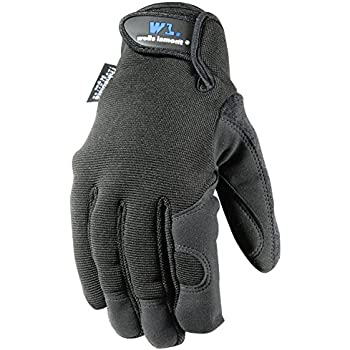 Wells Lamont Synthetic Leather Work Gloves Men S
