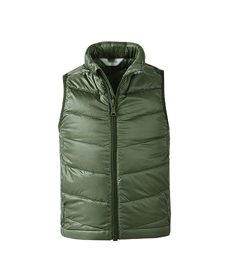c081e62fc Hiheart Boys Girls Winter Down Vest Sleeveless Jackets