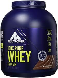 Multipower 100% Whey Protein Rich Chocolate - 2000 gr