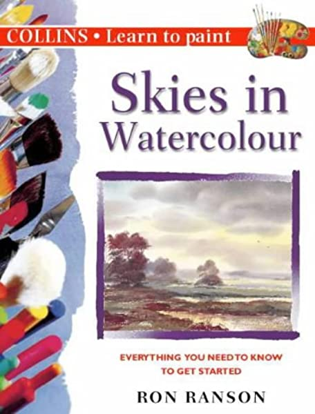 Collins Learn to Paint – Skies in Watercolour: No. 16: Amazon ...