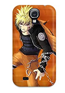 ZippyDoritEduard Snap On Hard Case Cover Best Naruto Shippudens Protector For Galaxy S4