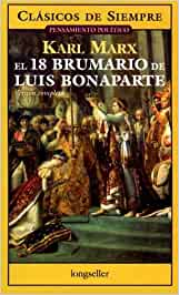 El 18 Brumario De Luis Bonaparte / the Eighteenth Brumaire of ...