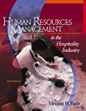 Human Resource Management in the Hospitality Industry, Eade, Vincent H., 1890871206