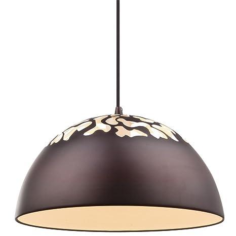 Globo 15152 Jackson II - Lámpara de techo, color bronce ...