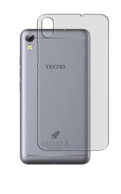 new style 14470 0c178 PEGANORM Back Cover For Tecno i5 Pro: Amazon.in: Electronics