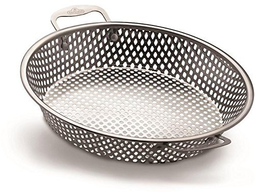 Napoleon Grills 56026 Commercial Stainless Steel Grilling Wok by Napoleon