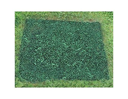 Square Grate Guard in Dark Green by Markers, Inc.